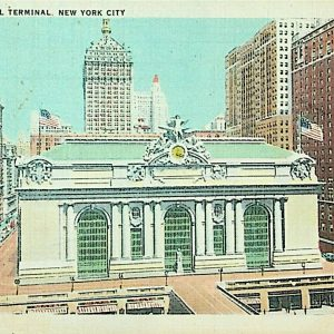 #5588 Grand Central Terminal, ca1940s
